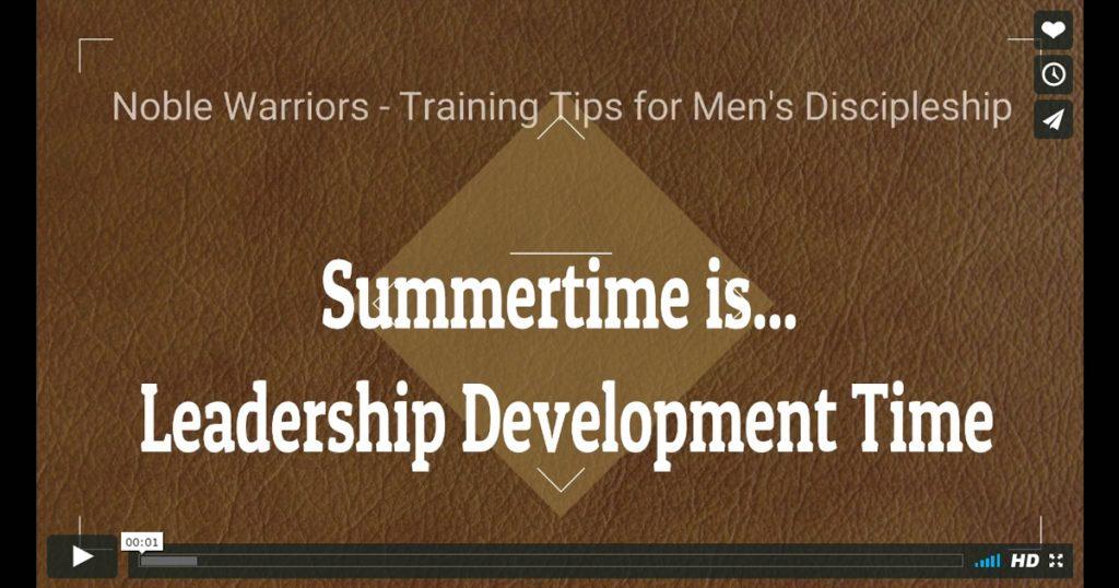Summer Leadership Development