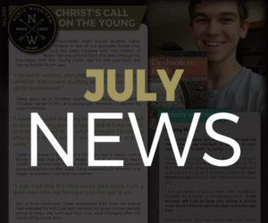 July 2018 NEWS