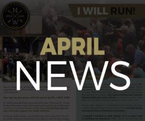 April 2019 NEWS