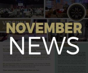 Nov 2019 NEWS